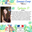 visuel Typhaine D Summer Camp