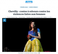 le parisien Chevilly